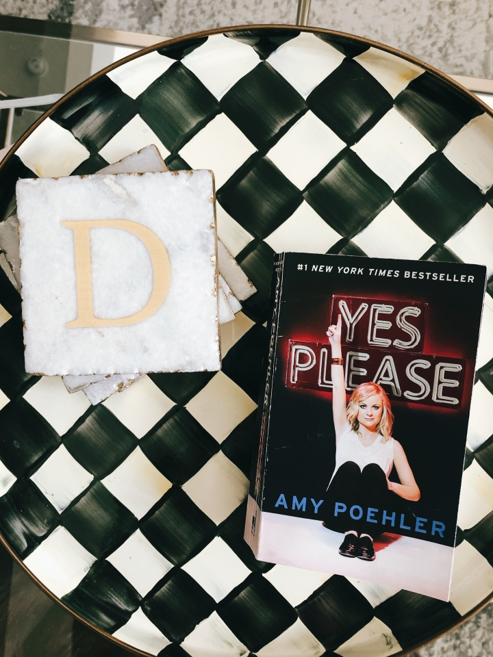 """Summer Book Review: Amy Poehler's """"YesPlease"""""""